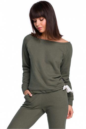 ~Bluza BE verde