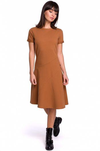 Rochie de zi BE maro