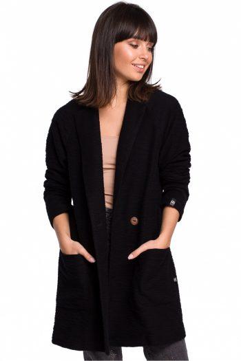Palton BE negru