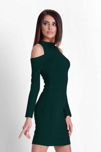 Rochie scurtă IVON verde