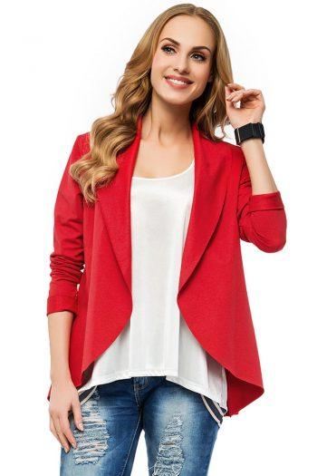 Bluză Makadamia roşu