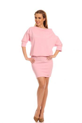 Rochie de zi Lemoniade roz