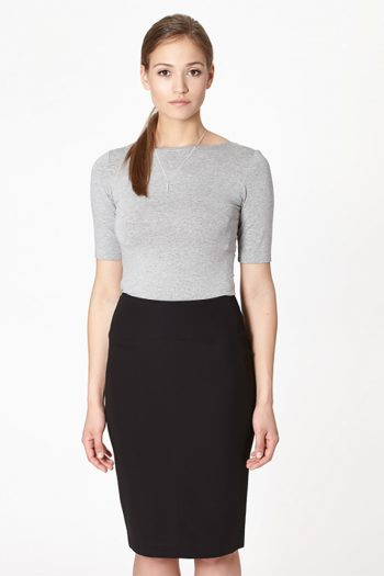 Fustă Click Fashion negru
