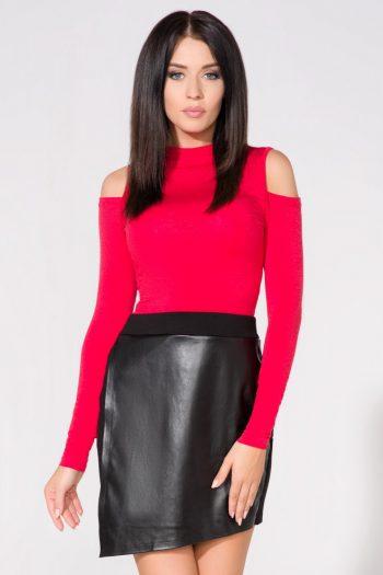 Bluză Tessita roşu