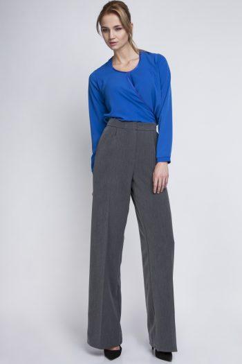 Pantaloni de damă Lanti gri