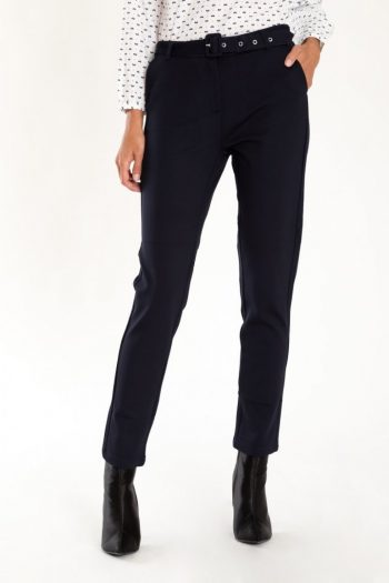 Pantaloni lungi Greenpoint Bleumarin