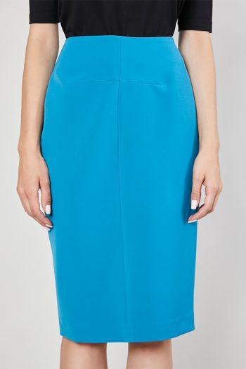 Fustă Click Fashion albastru