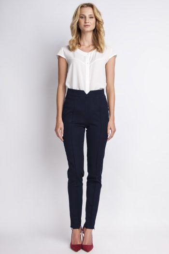Pantaloni lungi Lanti Bleumarin