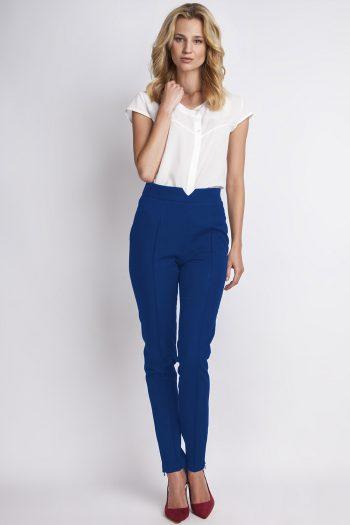 Pantaloni lungi Lanti albastru