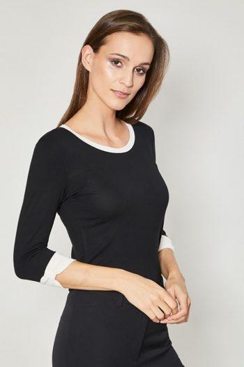 ~Bluzka Click Fashion negru