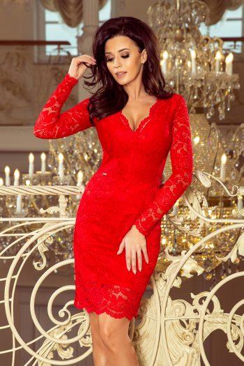 ~Sukienka wieczorowa Numoco roşu