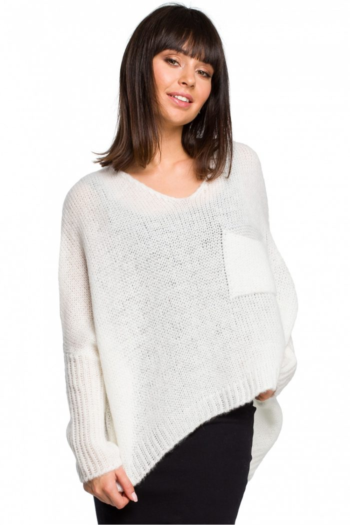 ~Sweter BE Knit bej