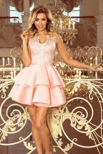 Rochie de seară Numoco roz