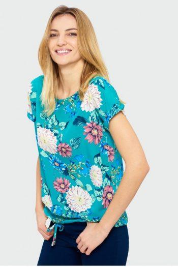 ~Bluzka Greenpoint albastru