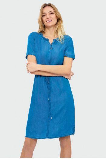 ~Sukienka dzienna Greenpoint albastru