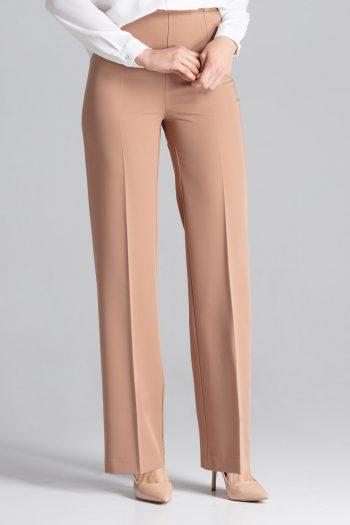 Pantaloni lungi Figl maro