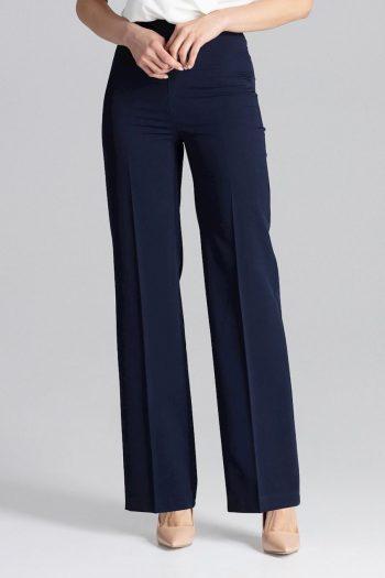 Pantaloni lungi Figl Bleumarin