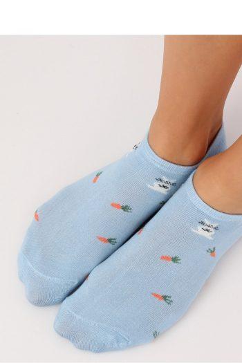 Papuci Inello albastru