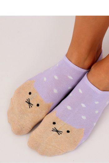 Papuci Inello violet