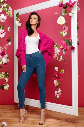 Cardigan Lemoniade roz