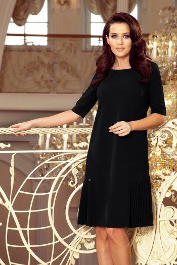 Rochie de zi Numoco negru