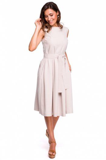 ~Sukienka dzienna Style bej