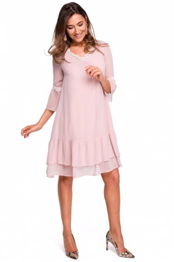 Rochie de ocazie Style roz