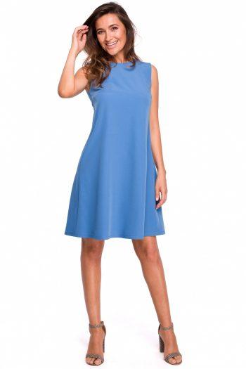 ~Sukienka wizytowa Style albastru