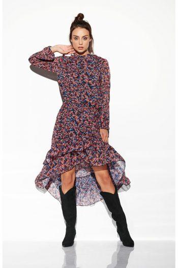 Rochie de zi Lemoniade multicolor