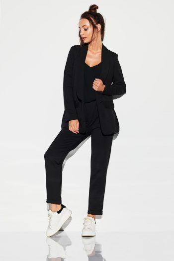 Pantaloni femei Lemoniade negru