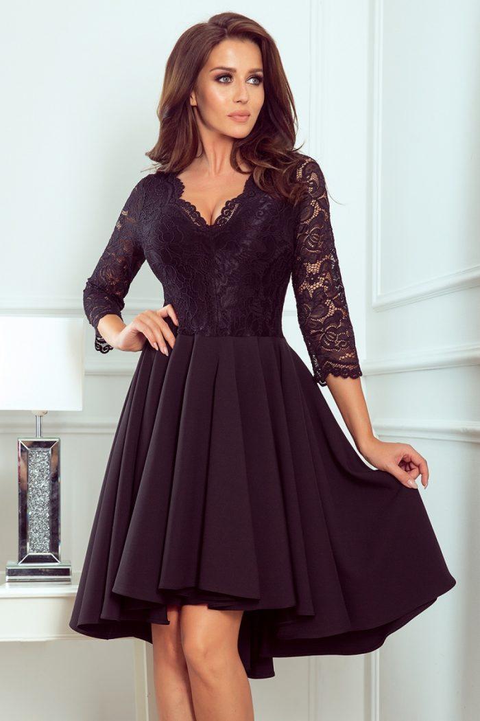Rochie de seară Numoco negru