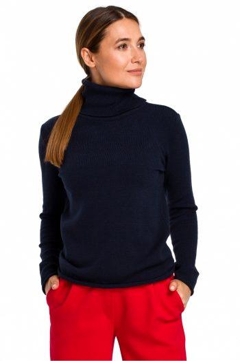 Helanca Style Bleumarin