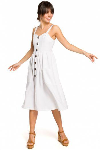 Rochie de zi BE alb