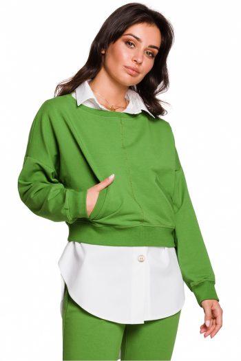 Bluză BE verde