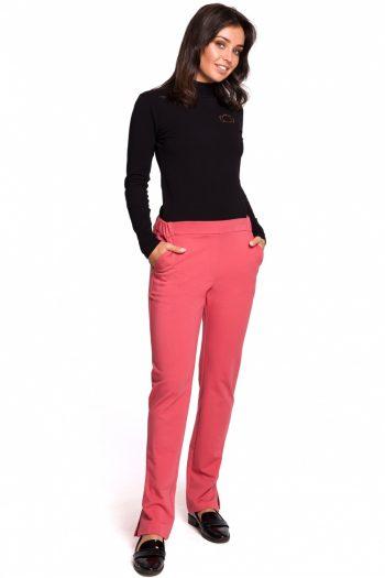 Pantaloni lungi BE roz