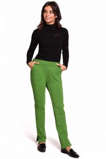 Pantaloni lungi BE verde