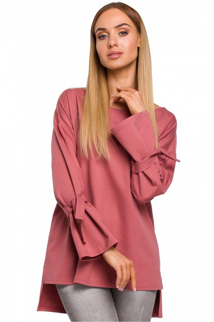 Bluză Moe roz