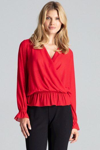 Bluză Figl roşu